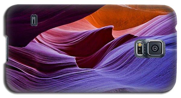 Rainbow Stone Galaxy S5 Case