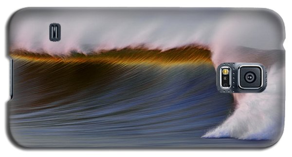 Galaxy S5 Case featuring the photograph Rainbow Wave  C6j2648 by David Orias