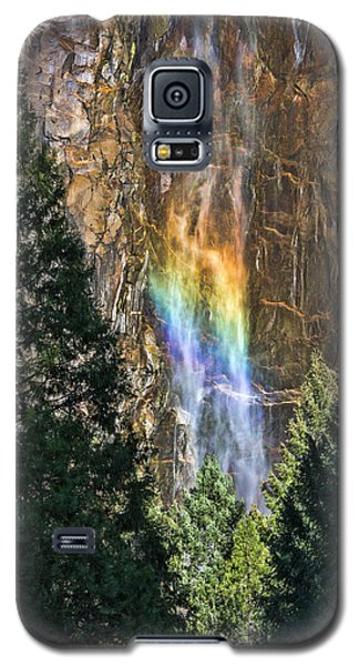 Rainbows And Promises Galaxy S5 Case