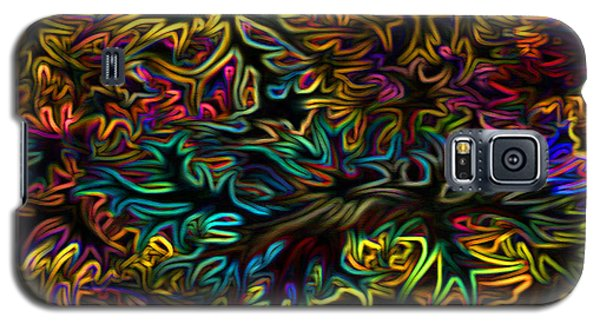 Rainbows In The Forest Galaxy S5 Case
