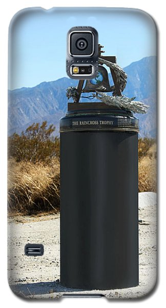 Raincross Trophy Galaxy S5 Case by Dan Redmon