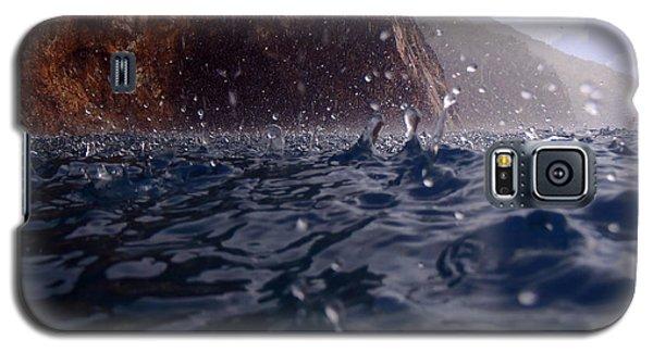 Raindrops In The Bvi Galaxy S5 Case