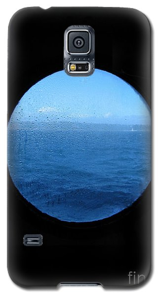 Raindrops On Planet Earth Galaxy S5 Case by Linda Prewer