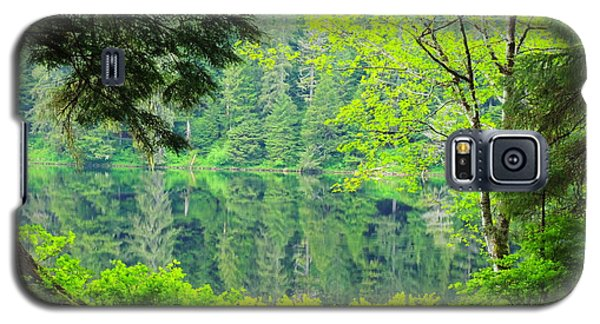 Rainforest Beauty Galaxy S5 Case by Karen Horn