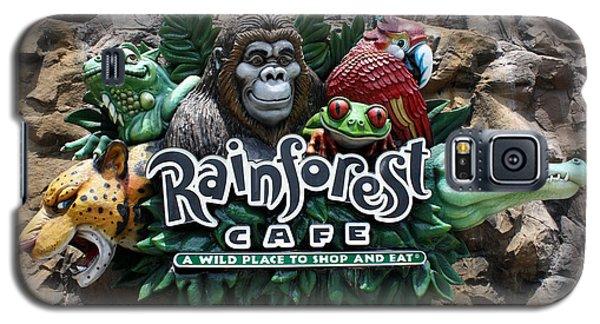 Rainforest Galaxy S5 Case