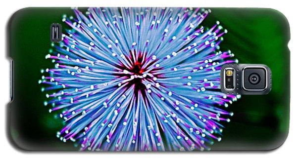 Rainforest Flower Galaxy S5 Case