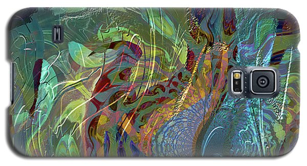 Rainforest Galaxy S5 Case by Ursula Freer