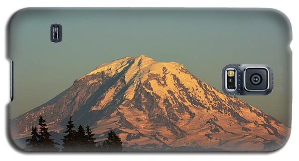 Rainier At Dusk Galaxy S5 Case