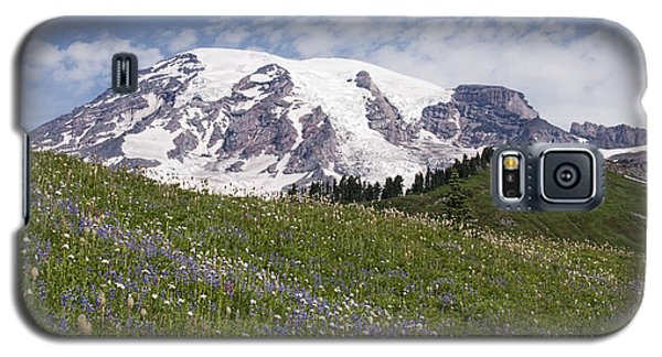 Rainier's Wildflowers Galaxy S5 Case
