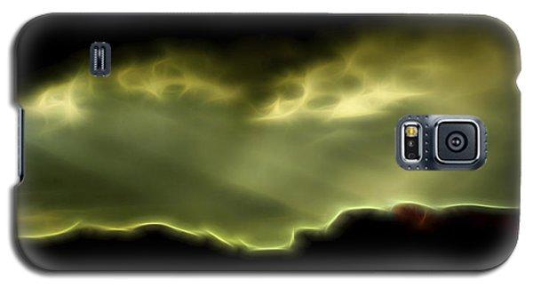 Galaxy S5 Case featuring the digital art Rainlight 1 by William Horden