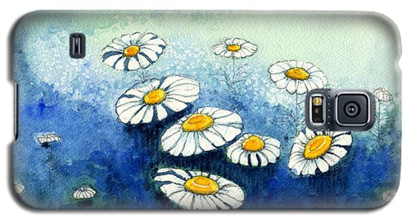 Rainy Daisies Galaxy S5 Case