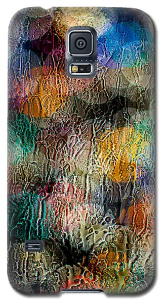 Rainy Day Christmas Galaxy S5 Case by Aaron Aldrich