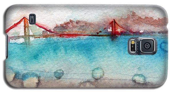 Rainy Day In San Francisco  Galaxy S5 Case