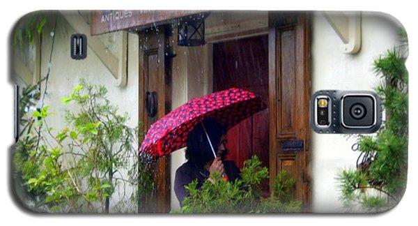 Rainy Day People Galaxy S5 Case