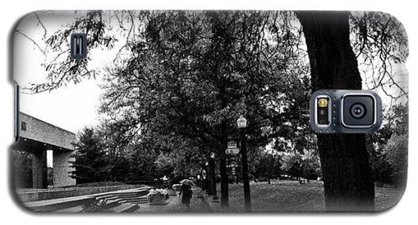 Rainy Grand Rapids Gerald Ford Museum Galaxy S5 Case