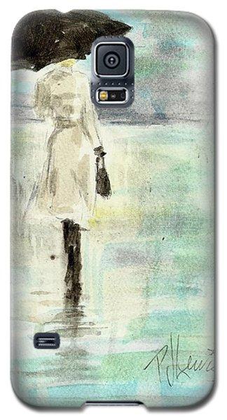 Rainy Monday Galaxy S5 Case by P J Lewis