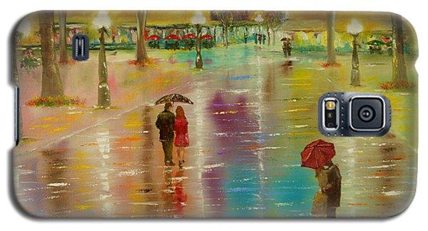 Rainy Reflections Galaxy S5 Case