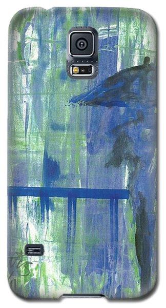 Rainy Thursday Galaxy S5 Case by P J Lewis