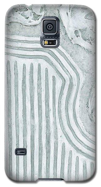 Raked Zen Garden Galaxy S5 Case