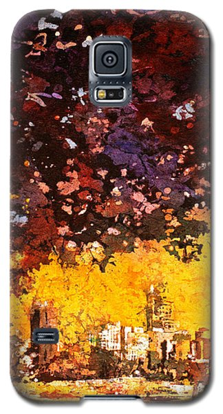 Raleigh Downtown Galaxy S5 Case