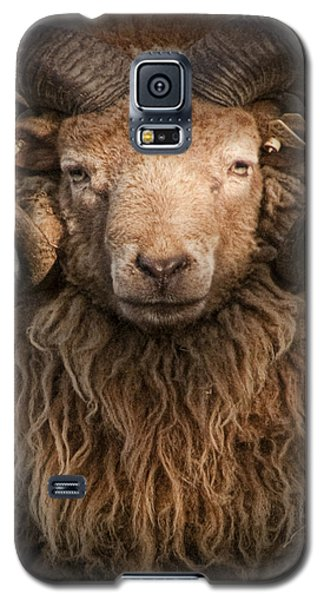 Ram Portrait Galaxy S5 Case