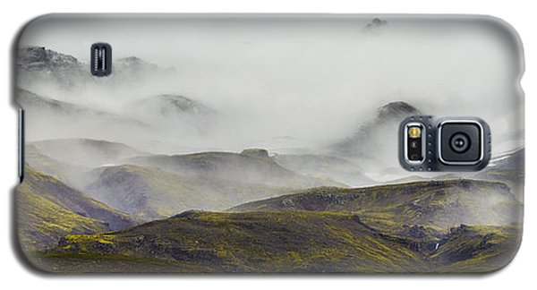 Ramble Thru The Mountains I Galaxy S5 Case