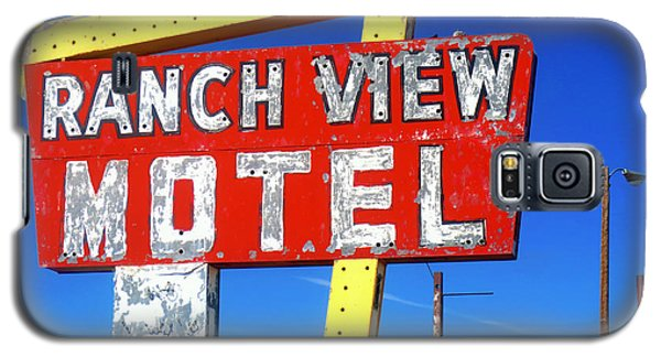 Ranch View Motel Galaxy S5 Case