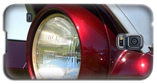 Ranch Wagon Headlight Galaxy S5 Case by Dean Ferreira