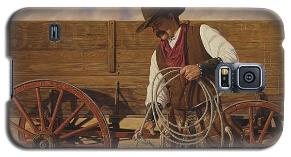 Ranch Wagon Galaxy S5 Case