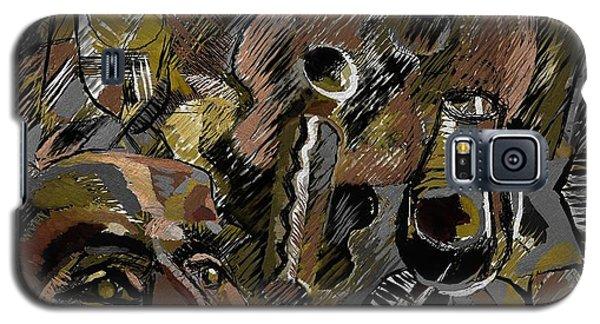 Ranchera Galaxy S5 Case by Clyde Semler