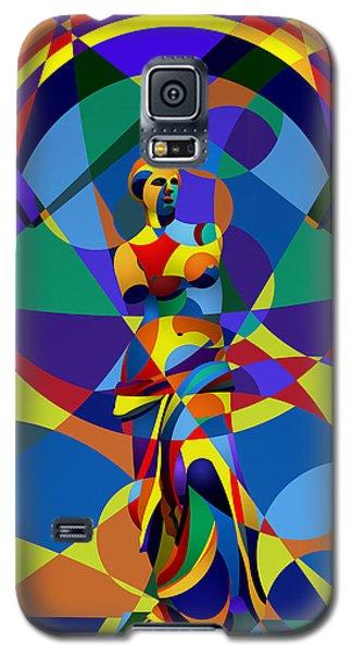 Galaxy S5 Case featuring the digital art Randy's Venus by Randall Henrie
