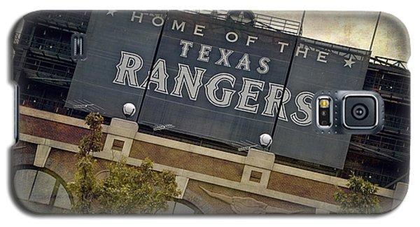 Rangers Ballpark In Arlington Color Galaxy S5 Case
