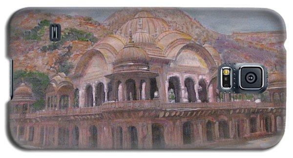 Galaxy S5 Case featuring the painting Rani Ki Chatri by Vikram Singh