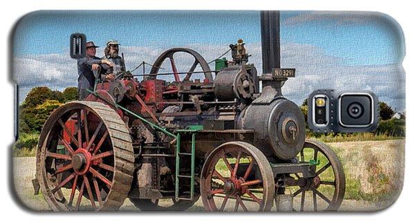 Ransomes Steam Engine Galaxy S5 Case