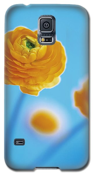 Galaxy S5 Case featuring the photograph Ranunculus by Lana Enderle