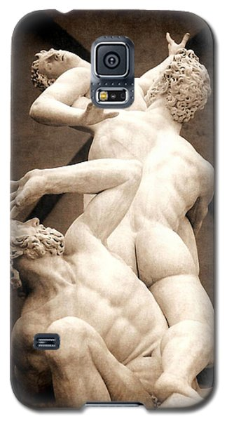 Rape Of The Sabines In Florence Galaxy S5 Case