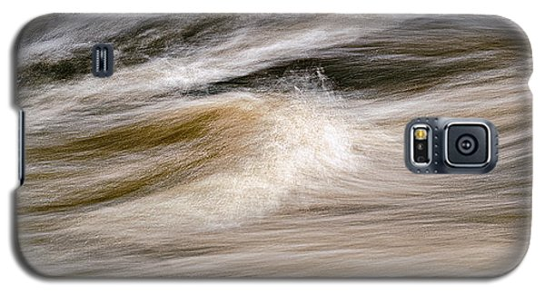 Galaxy S5 Case featuring the photograph Rapids by Marty Saccone