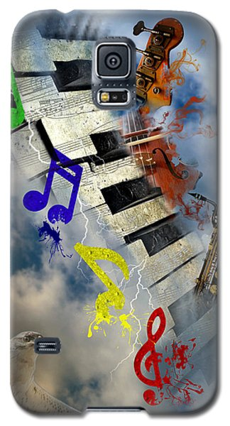 Rapture Celebration Galaxy S5 Case