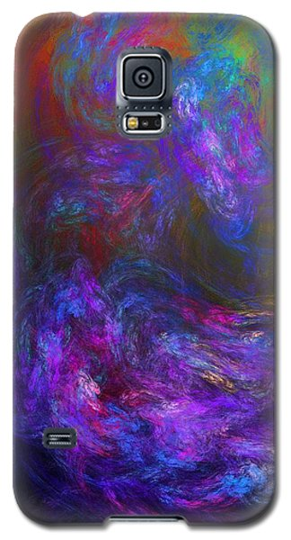 Galaxy S5 Case featuring the digital art Rapture by David Lane