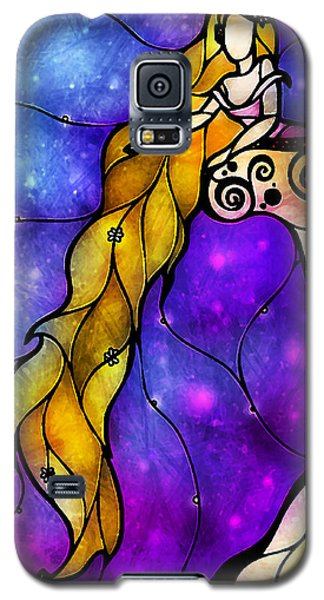 Rapunzel Galaxy S5 Case