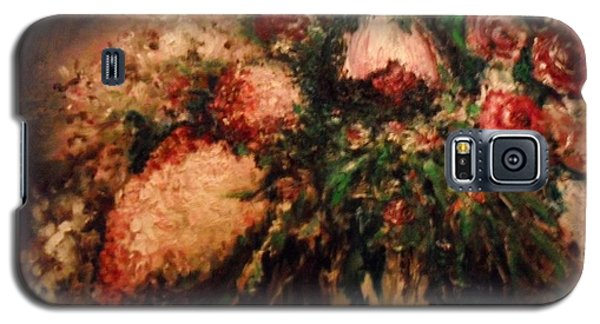 Raspberry Jammies Galaxy S5 Case