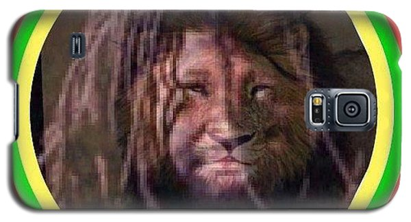 Rasta Lion Galaxy S5 Case