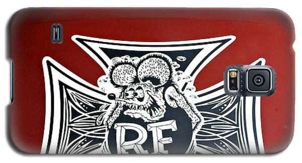 Rat Fink Big Daddy Roth Galaxy S5 Case