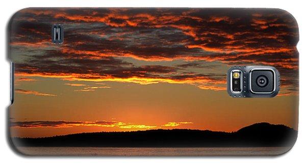 Rathtrevor Sunrise Galaxy S5 Case