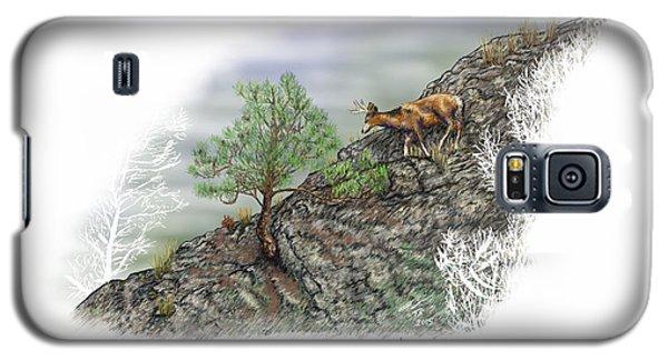 Rattlesnake Mountain Galaxy S5 Case