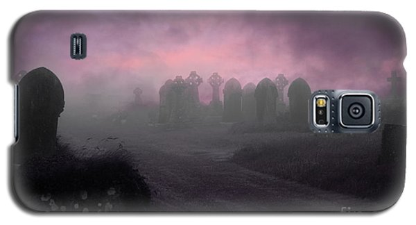 Rave In The Grave Galaxy S5 Case by Terri Waters