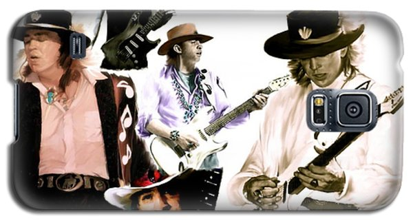 Rave On  Stevie Ray Vaughan Galaxy S5 Case