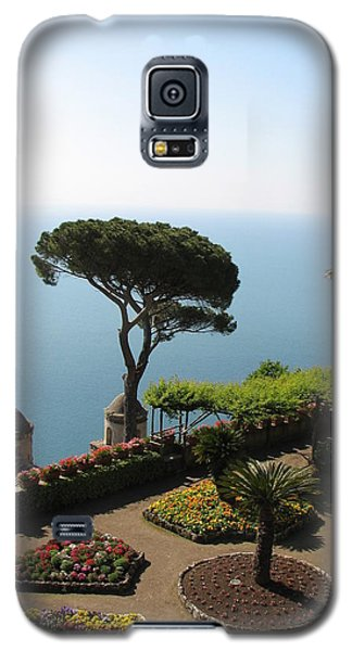 Galaxy S5 Case featuring the photograph Ravello by Carla Parris