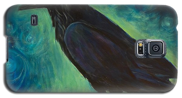 Space Raven Galaxy S5 Case