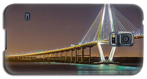 Ravenel Bridge - Charleston Galaxy S5 Case